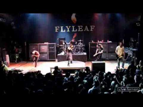 Red Sam Live Live Nation- Flyleaf .