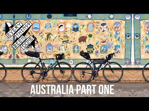 The Australian Bike Tour Of A Lifetime Part One