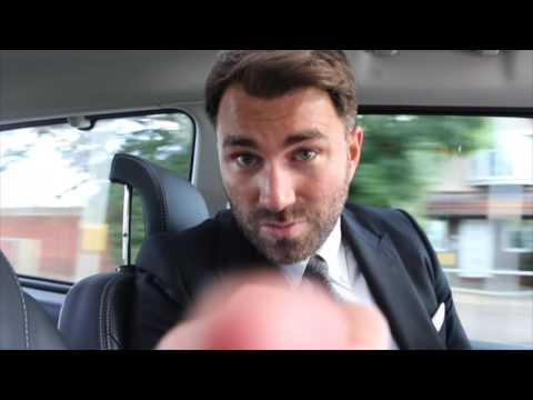 EDDIE HEARN ON KELL BROOK, CROLLA-LINARES, LIAM SMITH DEFEAT TO CANELO, JOSHUA v PARKER & EUBANK JR
