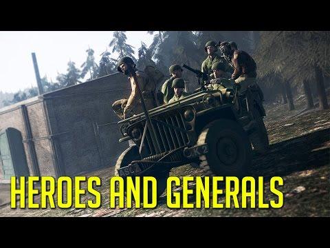 Heroes And Generals - Squad Of Idiots