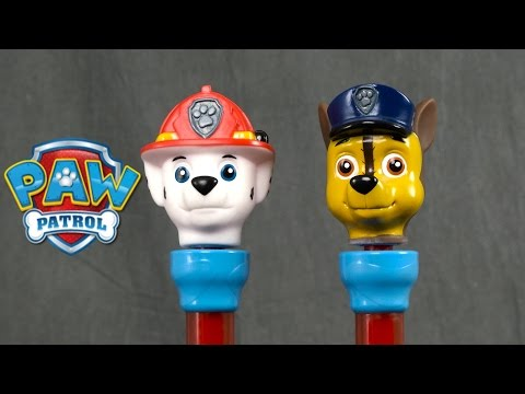 PAW Patrol Marshall & Chase Water Blasters from Spin Master