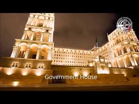 Azerbaijan Baku sightseeings