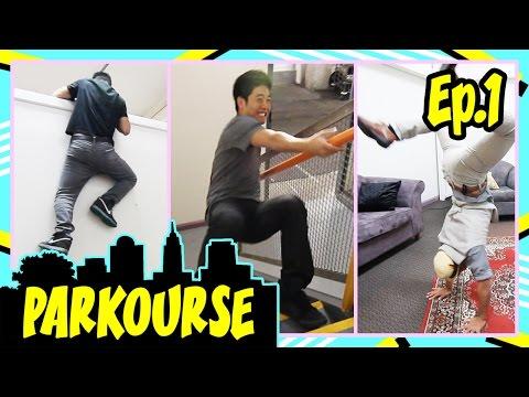 Introducing Parkourse! (Ep.1)