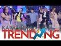 Ate Girl Jackque, Vhong, Ryan, Kuya Escort Ion at Mariel sumabak sa SWITCH IT UP DANCE CHALLENGE!!