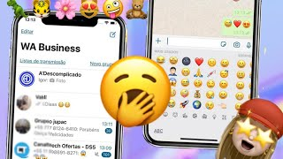 Whatsapp estilo IPhone ACTUALIZADO
