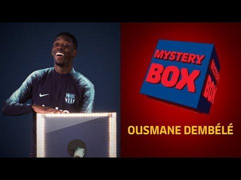 MYSTERY BOX | Ousmane Dembélé