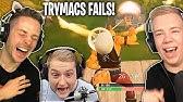 NICHT Lachen : TRYMACS Fortnite Fails ! Mit AviveHD