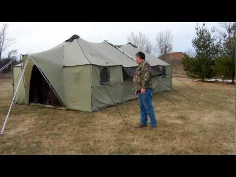Cabela's Alaknak Tent 13x27