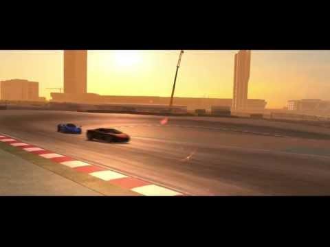 Real Racing 3 Dubai Update for Google Play