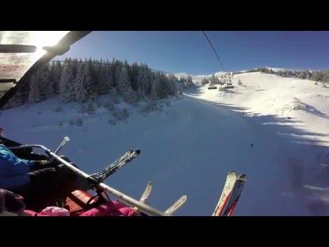 Skijanje: Jahorina (06.02.2016)