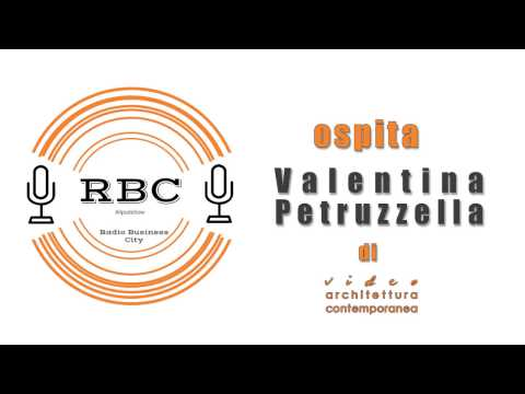 Ospite del podcast RADIO BUSINESS CITY - Come e Perchè nasce Video Architettura Contemporanea