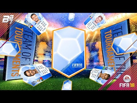 TEAM OF THE TOURNAMENTS PACKED! LIGHTNING ROUND!   FIFA 18 ULTIMATE TEAM