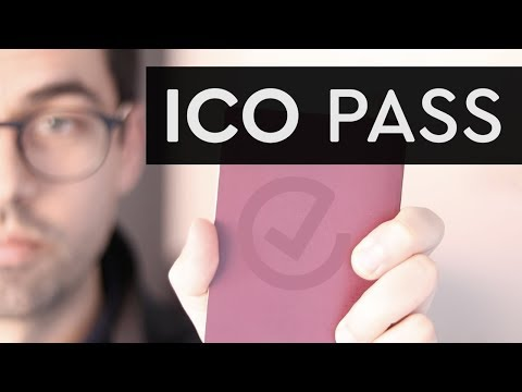 Overview of ICO Pass (ICOP) | The easiest way to do KYC checks