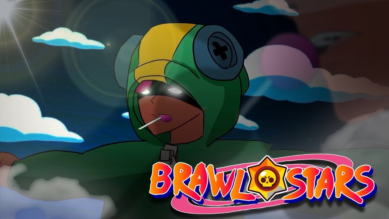 Brawl Stars Anime Opening (Re-upload)