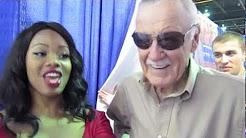 Stan Lee Flirts with Sugar Gamers