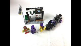 LEGO The LEGO Batman Movie - Catwoman Catcycle Chase - Review - Set: 70902