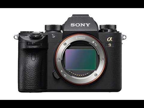 Sony A9 Announced My Thoughts Kudos to Sony