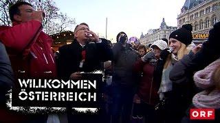 Peter Klien Wahlberichterstattung | Willkommen Österreich [+Untertitel]