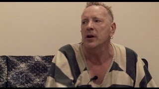 Public Image Ltd - John Lydon interview | Moshcam