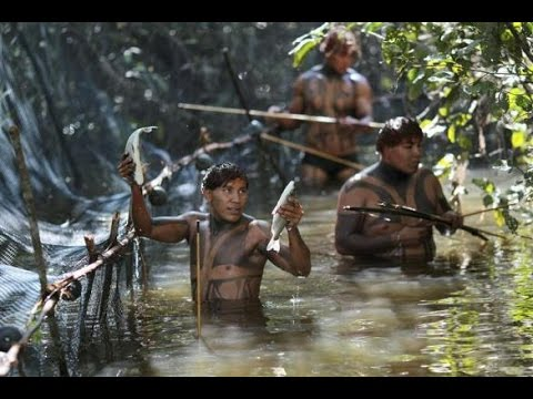 Documentary ● tribes Amazon jungle