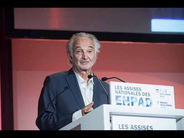 Assises des Ehpad 2021 - Jacques Attali