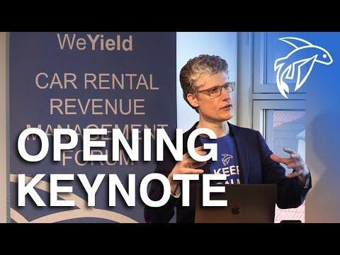 Opening Keynote - Emmanuel Scuto - WeYield Forum - Berlin Edition 2018