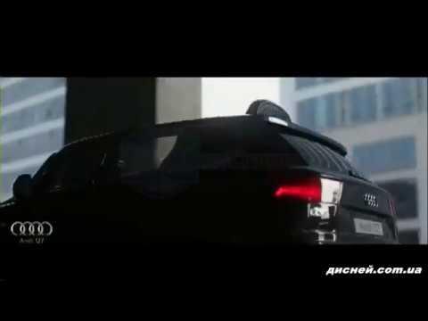 Детский электромобиль ДЖИП JJ 2188 EBLR-2 Audi, кожаное сиденье, черный - дисней.com.ua