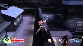 Tenchu Fatal Shadows Mission 3 Ayame (Grand Master)