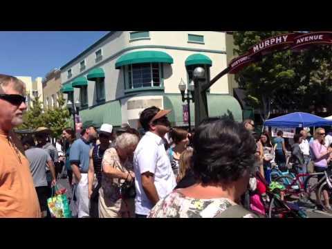 Sunnyvale downtown