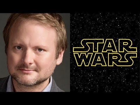 New Star Wars TRILOGY Announced Created by The Last Jedi's Rian Johnson!