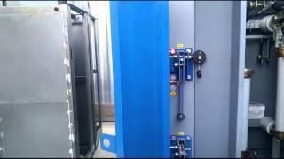 Блокировка двери КТП и разъединителя(Блокировка открывания двери КТП с помощью блок-замка. Блокировка включения разъединителя при открытой..., 2015-07-15T11:50:12.000Z)