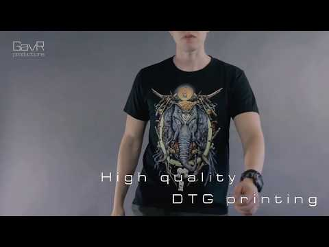 Original t-shirt design – Digital Printing on T-shirts – Цифровая печать на футболках