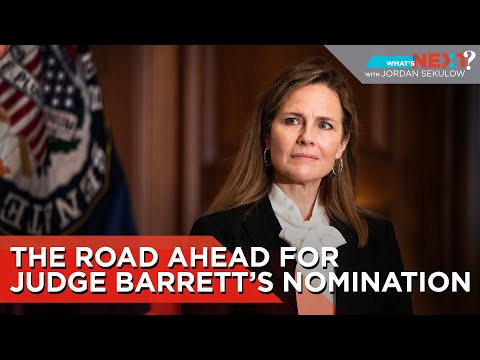 The Road Ahead for Judge Amy Coney Barrett's Nomination - What's Next? Ep. 48