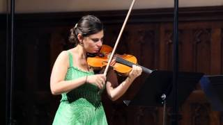Kodaly: Serenade for Two Violins and Viola, Mvt II - ChamberFest Cleveland (2014)