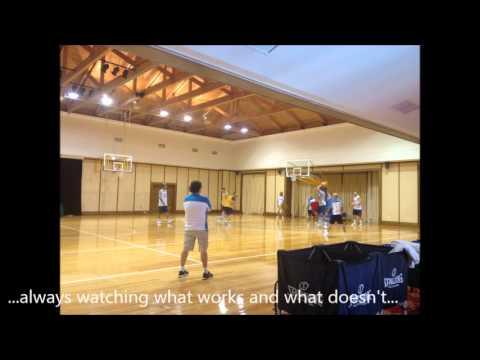 Video : Εθνική Ομάδα Ανδρών / Training camp Day 2