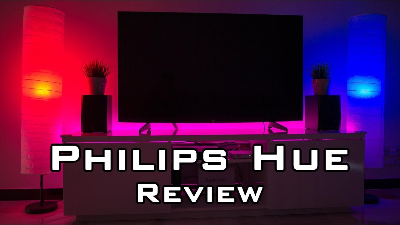 70b0b9ef9f1 Philips Hue Review - YouTube