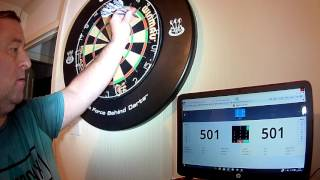 DARTS HINTS TIPS AND ADVICE PRO DARTER First match live