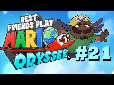 Best Friends Play Super Mario Odyssey (Part 21