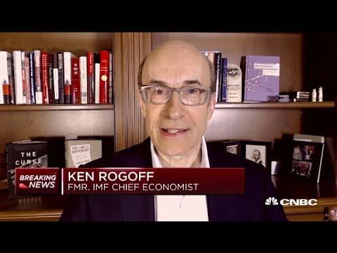 Fmr. IMF Chief Economist On Coronavirus' Economic Impact