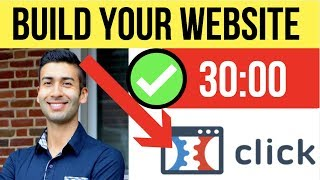 Build a Website in 30-Minutes | Build a Website from Scratch with ClickFunnels