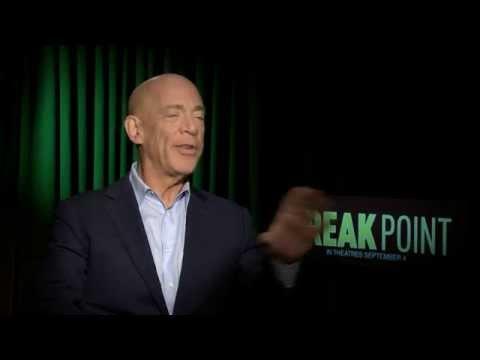Break Point Interview: JK Simmons