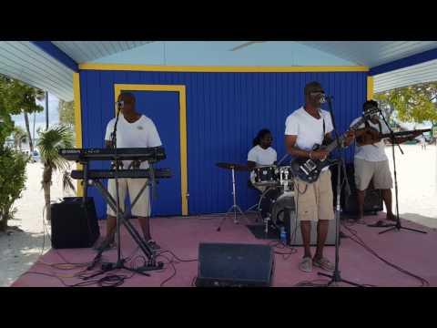 Jamaican Group Adrenaline  Fast Car  Reggae  CocoCay Beach  Nassau  492017