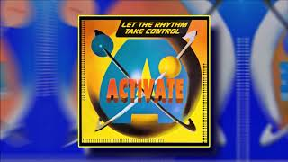 Activate - Let Rhythm Take Control (1996)