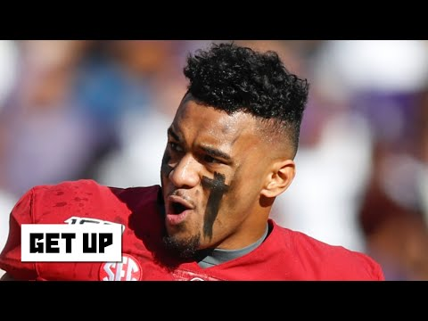 How top NFL draft prospect Tua Tagovailoa fits with the Miami Dolphins | Get Up