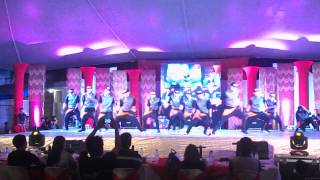 FREESTYLERS (congrats 2nd runner up winner) @ IBA ZAMBALES DANCE CONTEST 3-7-14