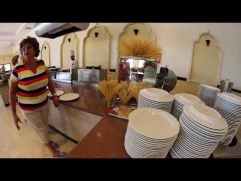 Завтрак в отеле Али-Баба. Хургада