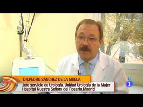 Láser CO2 para la Incontinencia Urinaria - Dr. Pedro Sánchez de la Muela en TVE