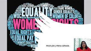 Significant provisions for Women in the Indian Legal System Part -I