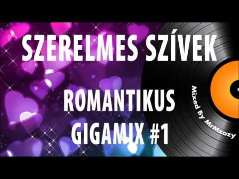 ✿ Szerelmes szívek | A legszebb romantikus dalok 1. rész | Nagy Zeneklub |
