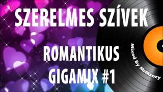 Szerelmes szívek - Legszebb romantikus dalok válogatása 1. rész